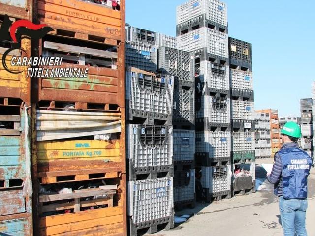 Carabinieri scoprono discariche abusive per 24mila tonnellate nel nord Italia