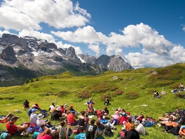 Campiglio Special Week: una settimana di musica e trekking tra le Dolomiti di Brenta