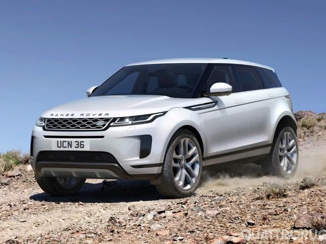 Range Rover Evoque - Con la nuova generazione debutta l'ibrido