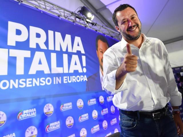 Da Matteo a Matteo, 5 anni dopo Ora Salvini ha in pugno l'Italia