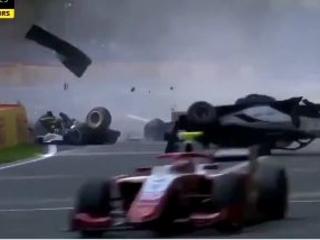 """Formula 2, Correa resta in gravi condizioni: """"Juan Manuel in stato di coma indotto"""""""