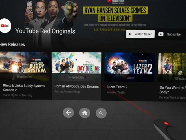 Realtà virtuale: Google lancia YouTube VR su Steam