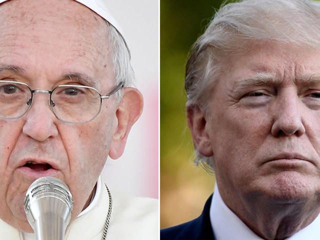 """La guerra """"fredda"""" tra Papa Francesco e l'America: divisi su tutto, dall'ozono alle migrazioni, dall'Iran alla Corea"""