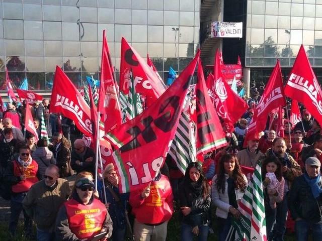 Legno e arredo, alta adesione allo sciopero
