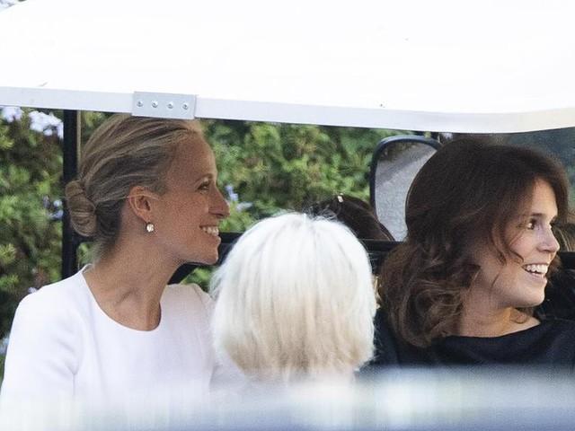Harry e Meghan a Roma per le nozze vip dell'amica la stilista Misha Nonoo