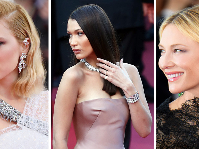 Cannes 2018. Grandi e scintillanti, i gioielli più belli del Festival