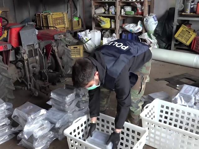 Polizia sequestra 537 kg lordi di cocaina: arrestato Rocco Molè a Gioia Tauro