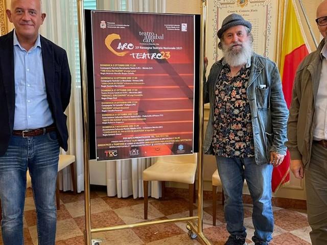 """Civitanova, al via la rassegna """"Caro Teatro"""": ecco gli spettacoli in programma"""