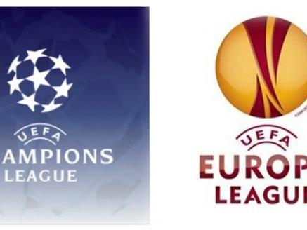 Champions League ed Europa League: sorteggio in diretta