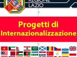 LAZIO: nuovi termini per i progetti di Internazionalizzazione. Contributo 50%. Scadenza 29 maggio 2020