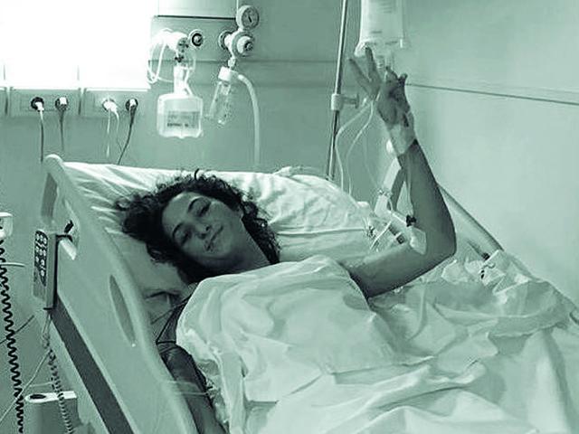 La tesi speciale di Francesca«Racconto la mia malattia»