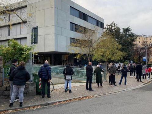 Screening Covid di massa in Alto Adige: enorme partecipazione della gente