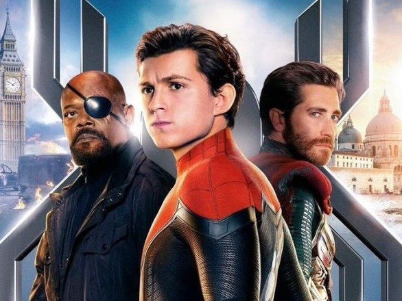 Spider-Man: i protagonisti di Far From Home nei character poster ufficiali