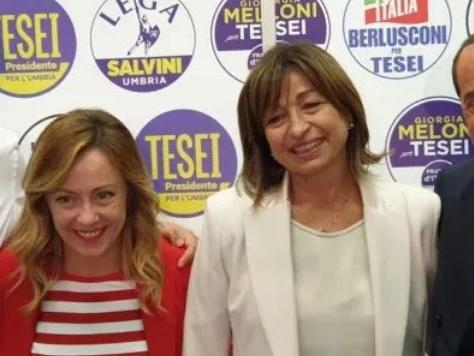 """Centrodestra unito in Umbria """"Basta oppressione fiscale"""""""