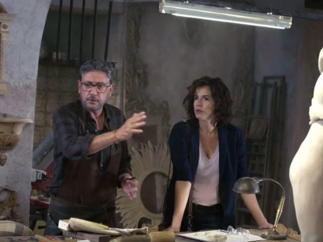 Il cast racconta Pezzi Unici, la serie con Sergio Castellitto e Giorgio Panariello dal 17 novembre su Rai1 (video)