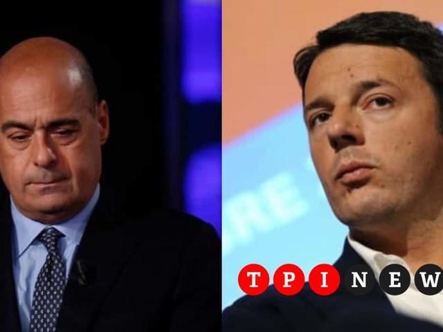 """Il Pd all'attacco di Renzi: """"Vuole farci perdere, è in combutta con Salvini, ha superato i limiti"""""""