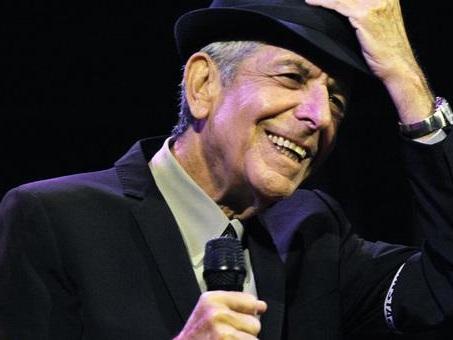 Leonard Cohen, il 22 novembre a sorpresa esce ?Thanks for the Dance?, album postumo di inediti
