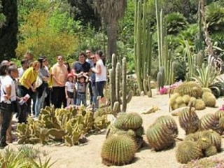 Orto botanico aperto anche durante le feste