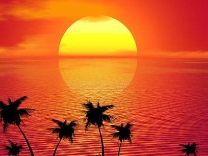 Per un italiano su due il tramonto è il momento più atteso dell'estate