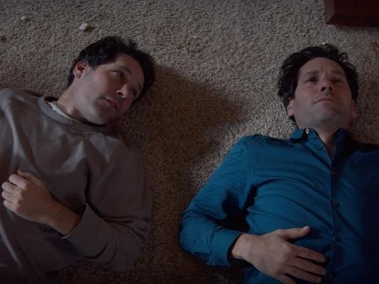 Living With Yourself: doppia dose di Paul Rudd nel trailer della serie Netflix