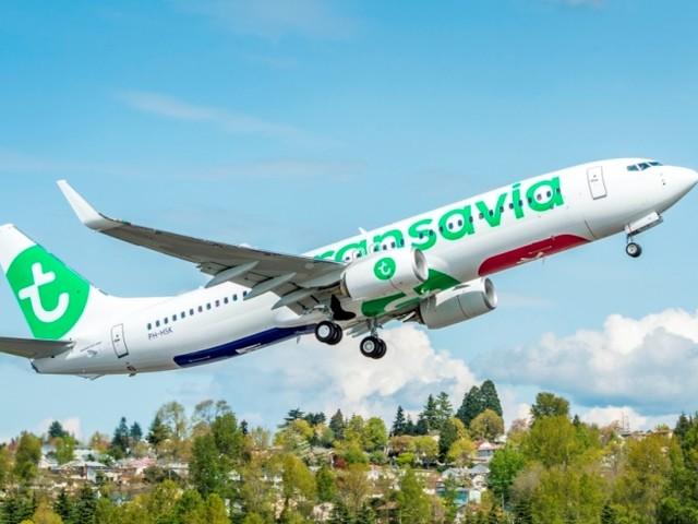 Transavia lancia l'orario estivo 2018
