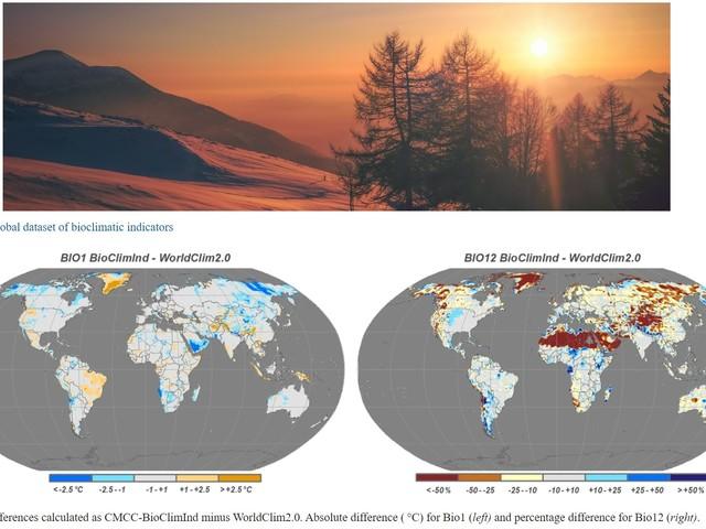 Nuovi dati per comprendere la distribuzione futura delle specie
