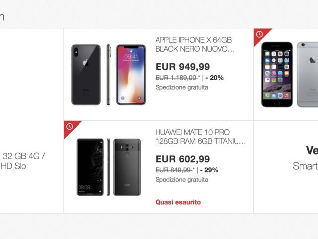 Ecco Gli Imperdibili di eBay con tanti Smartphone scontati