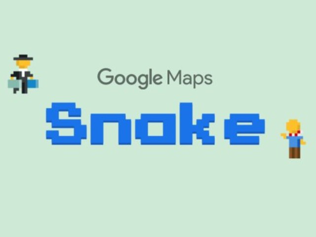 Snake su Google Maps: come attivare una sorta di intelligenza artificiale