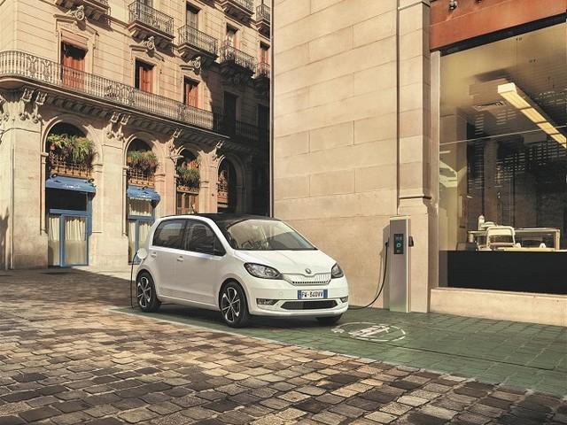 Skoda Citigo elettrica, i prezzi per l'Italia