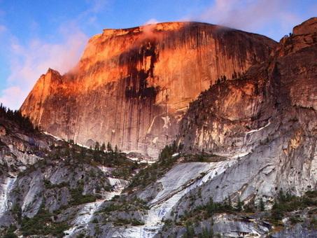 Usa, norovirus allo Yosemite Park: in 170 con sintomi gastrointestinali