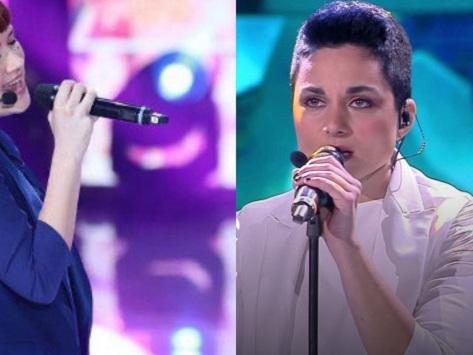 Tish VS Giordana: duro scontro tra le due cantanti ad Amici 18