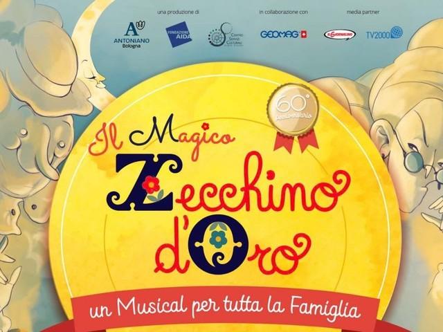"""Teatro. Il musical """"Il Magico Zecchino d'Oro"""" in tour per l'Italia"""