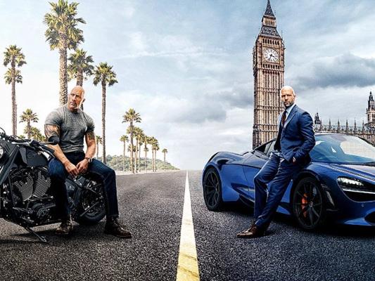 Box Office Italia: Fast & Furious – Hobbs & Shaw ancora primo