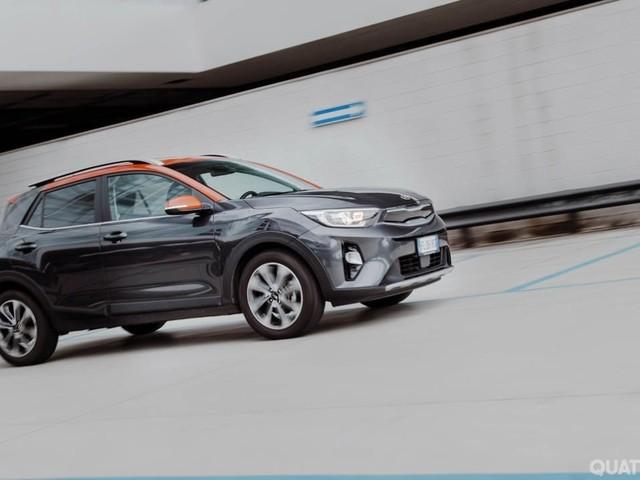 Kia Stonic - Una settimana con la 1.6 CRDI 110 CV Energy [Day 1]