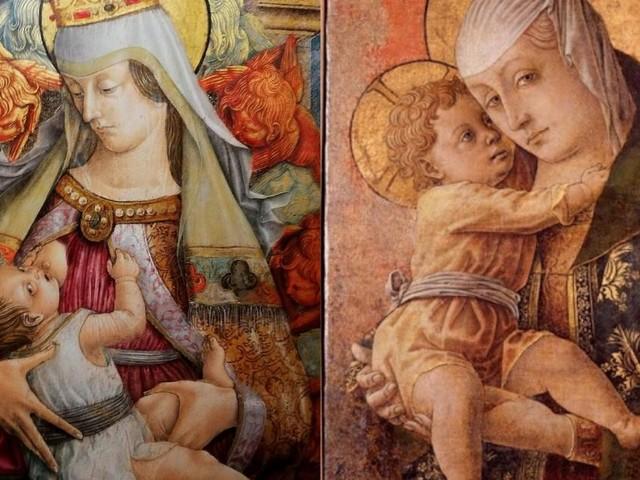 Il Crivelli tra Macerata e Corridonia: uno scrigno di tenerezza (Photogallery)
