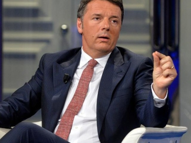 Renzi: «Il Pd deve scegliere se stare con Draghi o con i grillini»