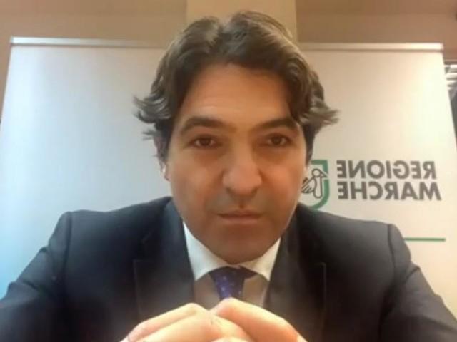 """Acquaroli e Carloni presentano il """"pacchetto Covid"""": tre misure per il rilancio delle piccole imprese"""