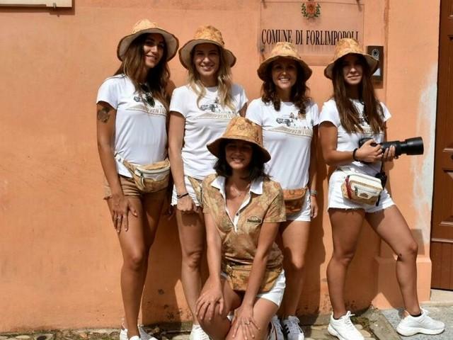 """Le ragazze di """"Donnavventura"""" sulle orme di Artusi alla scoperta di Forlimpopoli"""