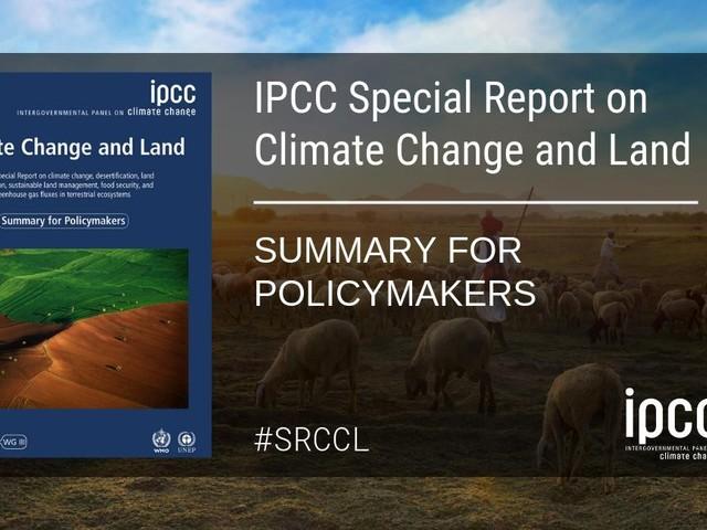 Rapporto Speciale Ipcc, Legambiente: subito un ambizioso piano nazionale energia e clima
