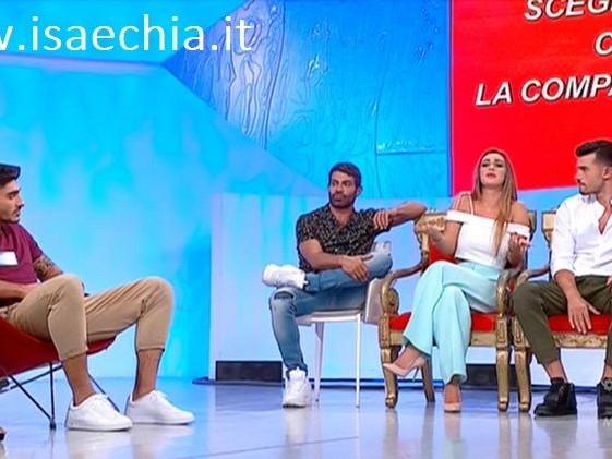'Uomini e Donne': l'opinione di Chia sulla puntata del Trono classico del 27/09/19