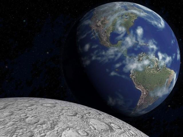 Spazio, la Luna ha protetto la Terra da un sole più attivo con un campo magnetico