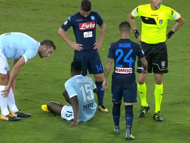 Lazio a Verona senza Milinkovic-Savic