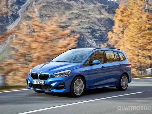 BMW Serie 2 - Al volante della Gran Tourer