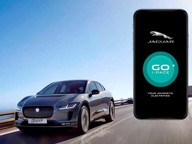 Arriva Jaguar Go I-Pace, l'app per auto elettriche
