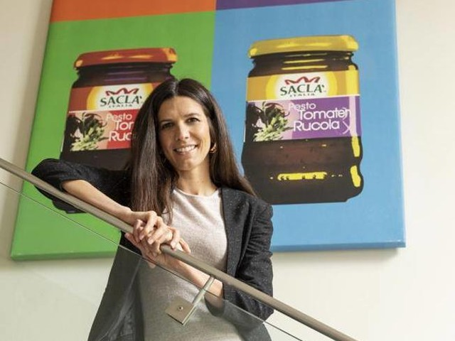 Saclà, la ceo Chiara Ercole: «Con il Covid si mangiano più olive, ma ora fate ripartire i consumi»
