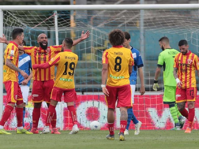 Benevento Perugia serie B: vederla in streaming e formazioni