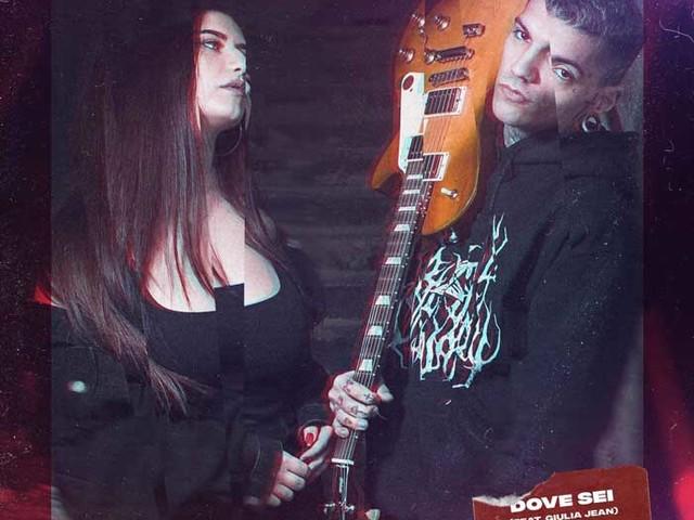 Gionnyscandal – Dove Sei feat. Giulia Jean: audio e testo del nuovo singolo
