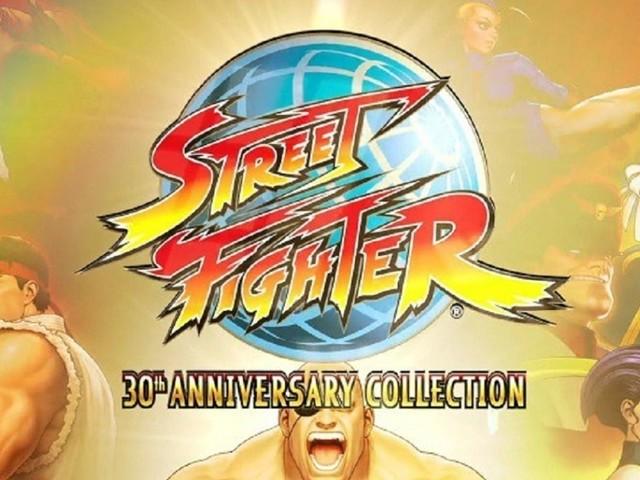 30 anni di Street Fighter, ecco l'edizione speciale