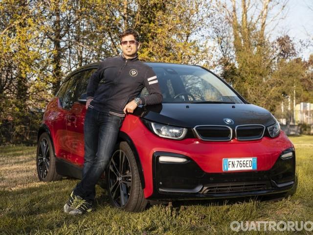 BMW i3s - Presa per un giorno [Day 5] - VIDEO