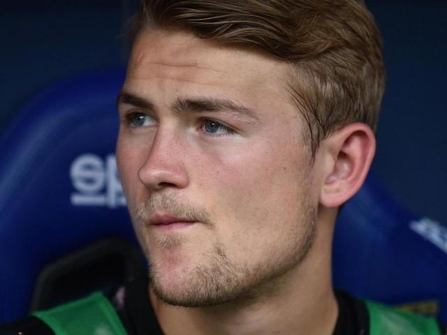 De Ligt: 'Dovrò conquistarmi il posto in questa stagione'